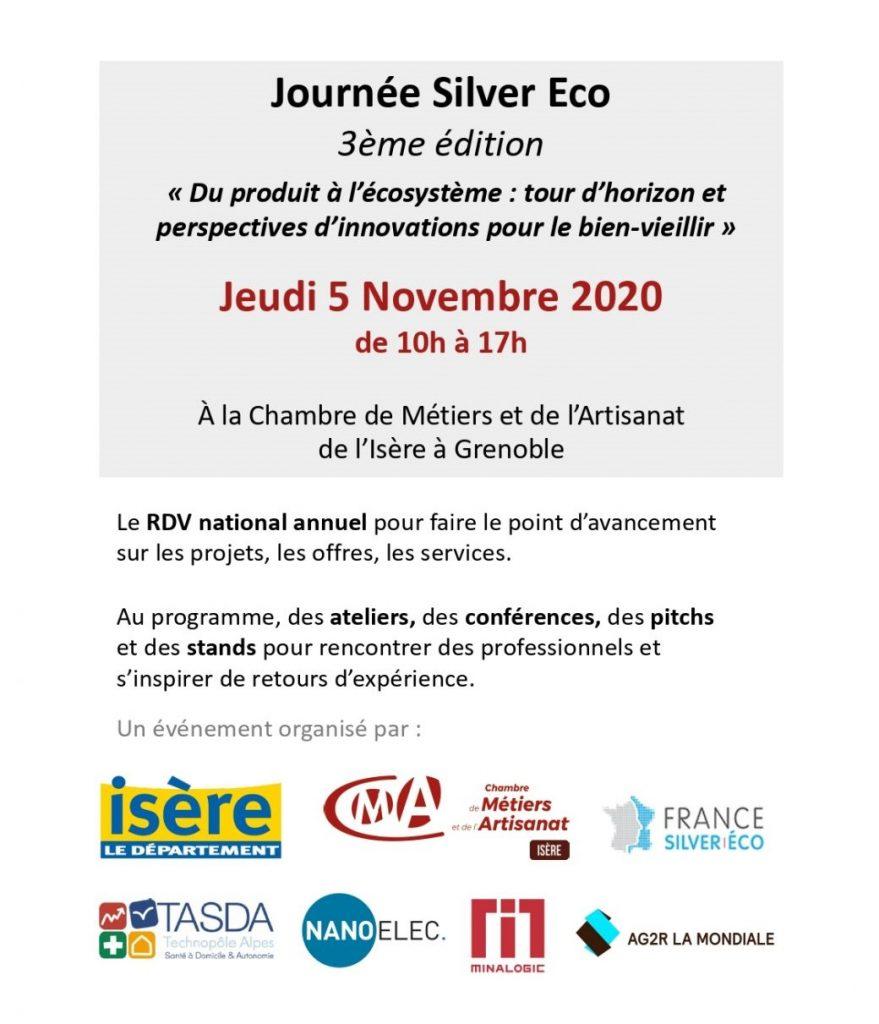 Journee silver eco 2020
